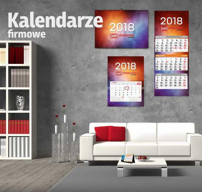 Kalendarze oferta 2018